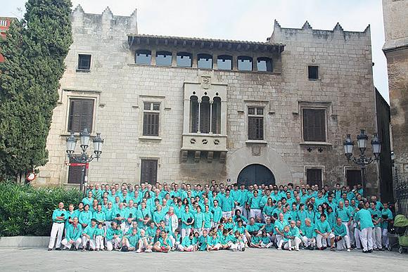 Colla Tot Sants 2009