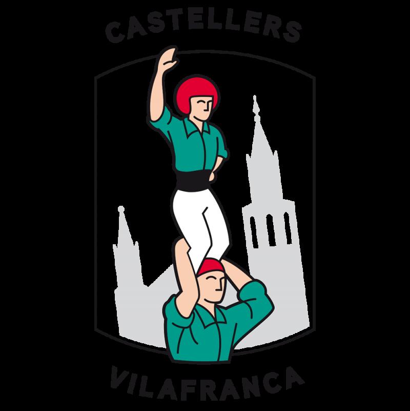 escut castellers de vilafranca