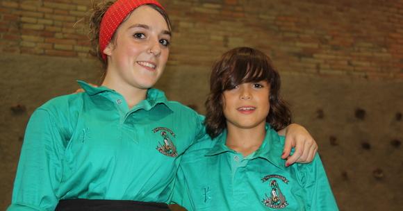 noves camises castellers de vilafranca