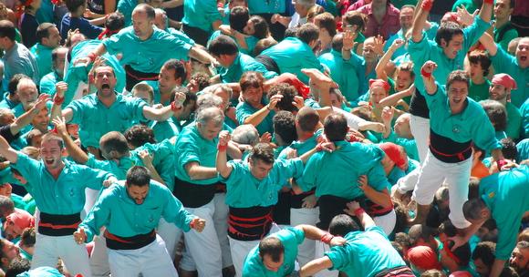 campions concurs castells de tarragona 2010