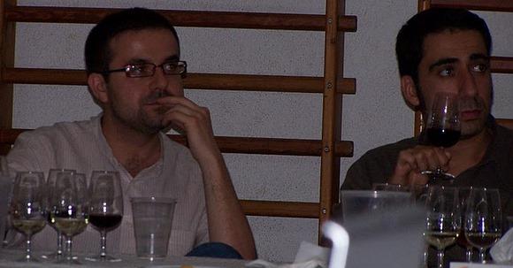 Tast de vins 2008
