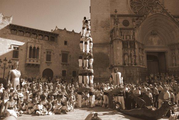 3d7 net sant miquel 2008 60 aniversari castellers de vilafranca