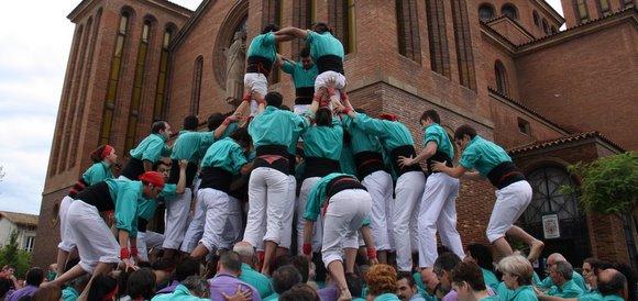 castellers de vilafranca cornellà 2010