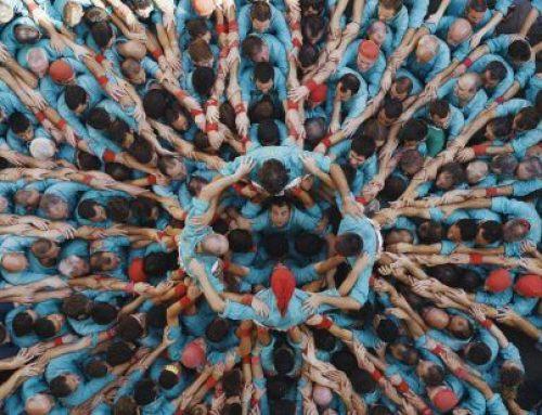 Els Castellers de Vilafranca preparen un cap de setmana ple d'activitats