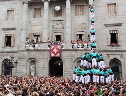 Els Castellers de Vilafranca no participaran en la diada de la Mercè de Barcelona