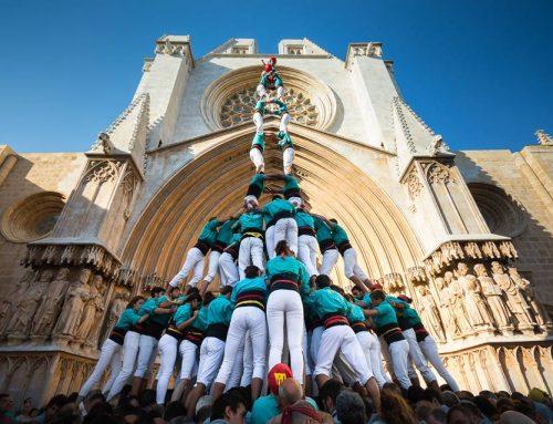 Els Castellers de Vilafranca estrenen gamma extra