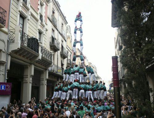 Els verds homenatjaran Sant Miquel, patró dels Castellers de Vilafranca