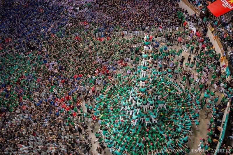 3d10fm Concurs de Castells 2018